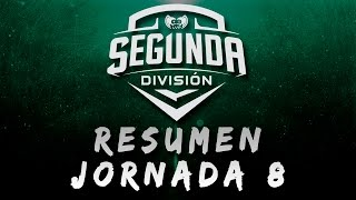 Resumen de Segunda División de LVP con Future: Jornada 8