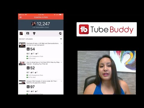 Tubebuddy Mobile App Review: Engage & Optimize Your Channel on the Go!