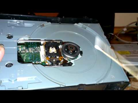 Xbox 360 DVD Tray wont open repair ALL DRIVES