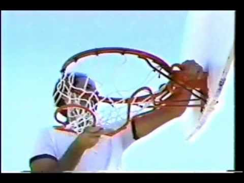 One Minute To Install a Basketball Ball Return
