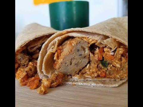 Prik Khing Burrito Recipe
