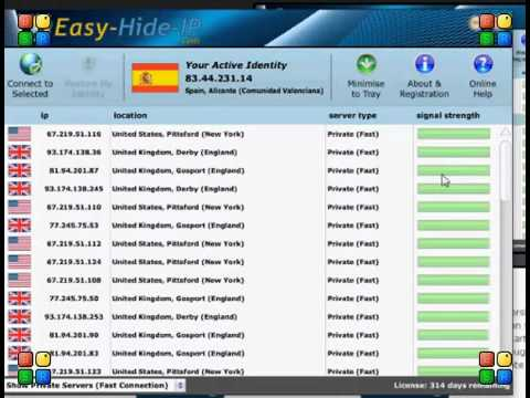 Easy Hide IP software.How Can I Hide My ip address.