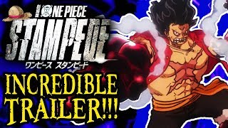 3 minutes, 59 seconds) One Piece Stampede Video - PlayKindle org