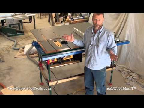 922. Benchtop Table Saw Upgrade • Video 1 Intro
