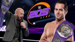 Triple H Now in Charge of WWE 205 Live  - MAJOR Changes Coming