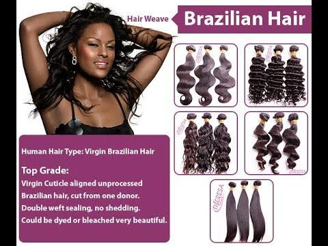 Brazilian Hair Weave Bundles For Sale
