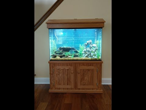 Woodworking : DIY Fish Tank Stand // How-To Part 2