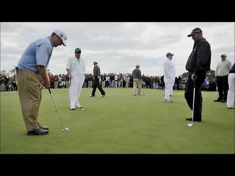 Walking Tour of Augusta National Golf Club