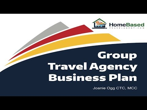 Group Travel Agency Business Plan