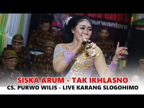 Lirik Lagu TAK IKHLASNO Jawa Dangdut Campursari - AnekaNews.net