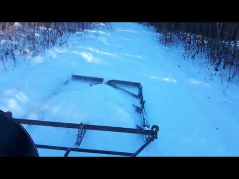Grooming the campus trail .. Part 2
