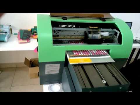 Best edible ink food printer, edible printing machine for Cake, personalized M&M's, Smarties printer