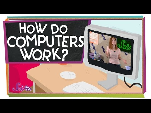 How Do Computers Work? - #CSforAll