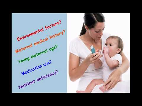 Fish Oil During Pregnancy to Prevent Asthma