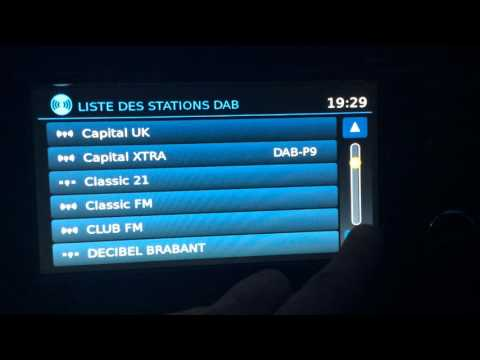 UK DAB Radio Stations from Cassel (France - 59670)