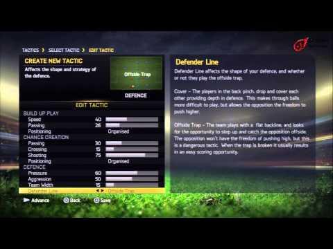 Fifa 15 Ultimate Team Customised Tactics