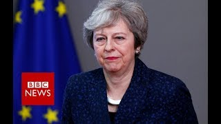Theresa May: 'I'm going to deliver Brexit on Time'  - BBC News