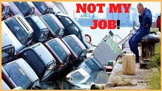 Not My Job | Fails Compilation 2020!