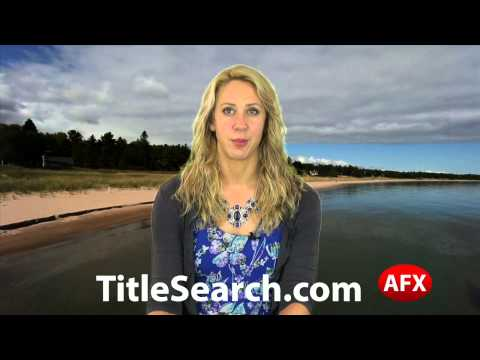 Property title records in Wayne County Michigan   AFX
