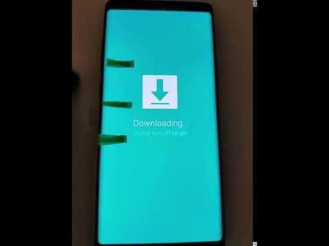 Samsung Galaxy Note 8 EFS wipe - IMEI REPAIR