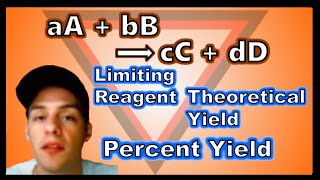 Limiting Reagent Theoretical Yield And Percent Yield