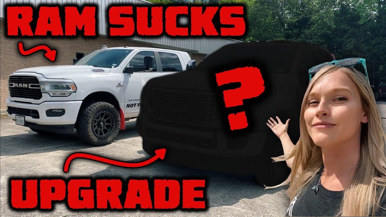 RAM 3500 SUCKED - SO WE UPGRADED! New Vehicle Reveal!