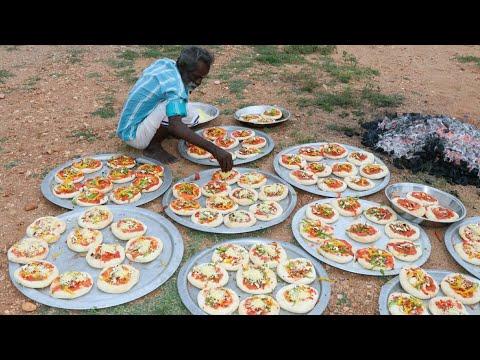 100 CHICKEN PIZZA for HOMELESS / ARUMUGAM