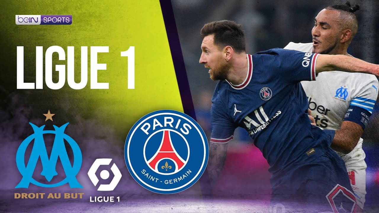 Marseille vs PSG | LIGUE 1 HIGHLIGHTS | 10/24/2021 | beIN SPORTS USA