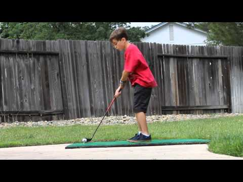 With PromakeO Golf Kids Can Improve Their Golf Swing At Home