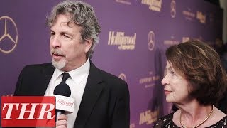 'Green Book' Director Peter Farrelly's Mother Reacts to Nomination | Oscar Nominees Night