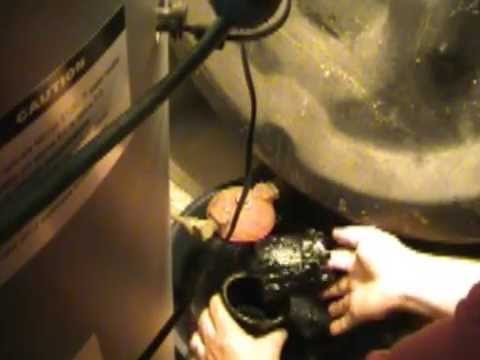 How to change the filter on your oil tank for your heating system