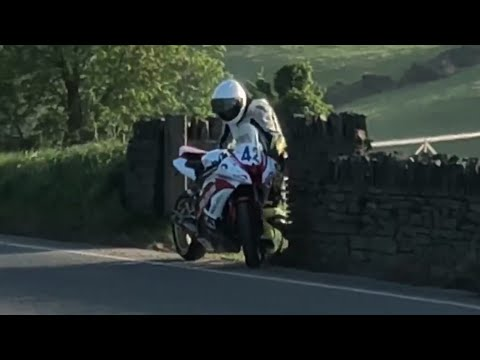 TT 2018 qualifying FAST AND LOUD