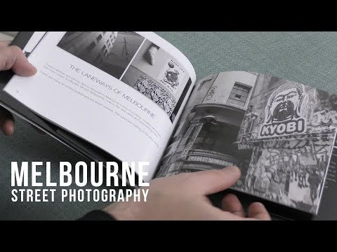 Olympus OMD Street Photography Book - All 5 promo copies given away!