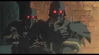 Jin-Roh Riot/Incident in the Sewers