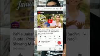 Pehla Janam | Mango Talkies | Sachin Gupta | Priyanka Lulla Manish Tyagi | Shivang M & Prateeksha