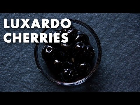 Luxardo Maraschino Cherries - Product Spotlight Video
