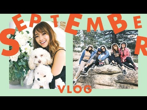A Birthday I'll Never Forget + Housewarming Haul | September Vlog