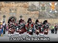 Download The Black Watch P&D parade Edinburgh's Royal Mile [4K/UHD] In Mp4 3Gp Full HD Video