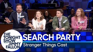 Download Search Party with the Stranger Things Cast Video