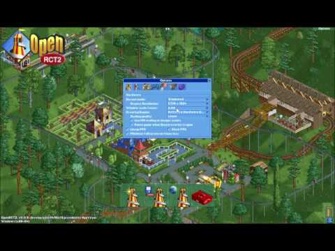 [Tutorial] Install OpenRCT2, an updated, open-source Rollercoaster Tycoon 2