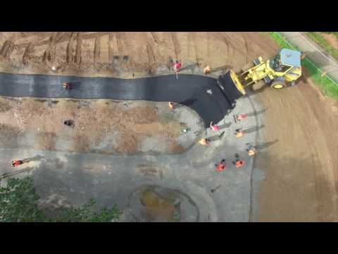 World Trail Presents: 'Australia's First Asphalt Pump Track'