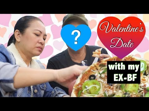 Valentine's Date with my Ex-BF | Cebu Philippines