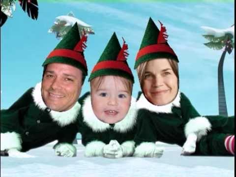 Family Elf Dance