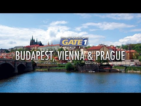 Budapest, Vienna and Prague - Central Europe trips with Gate 1 Travel