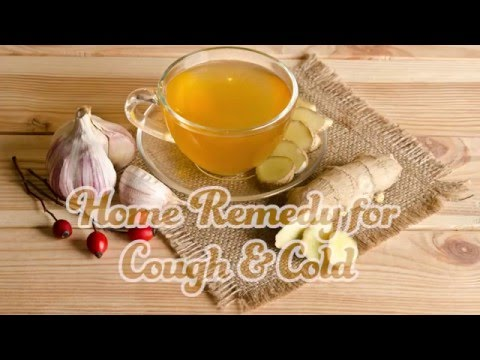 Home Remedy for Cough & Cold