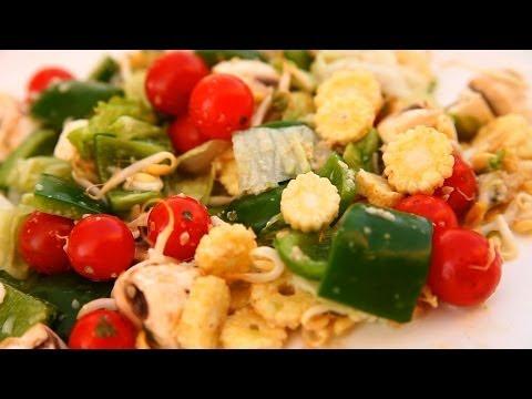 How To Make Healthy Lebanese Salad - Healthy Salad Recipes