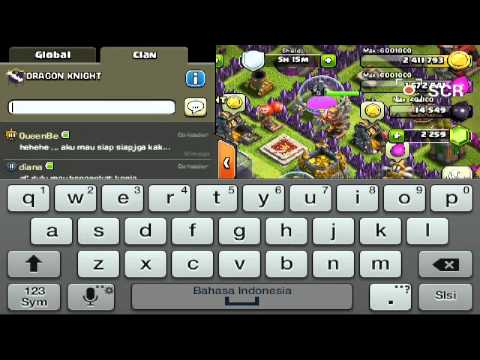How to buy free gems,diamond,Gcash.by claser coc