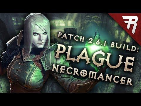 Diablo 3 2.6.1 Necromancer Build: Pestilence GR 111+ (Guide, Season 13 PTR)