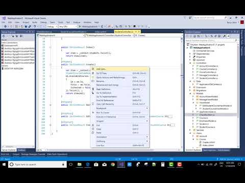 How to save checked item of CheckBox List into database in ASP.NET CORE || part-2