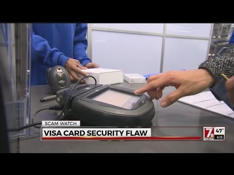 Visa cards can be hacked in 6 seconds, new research shows